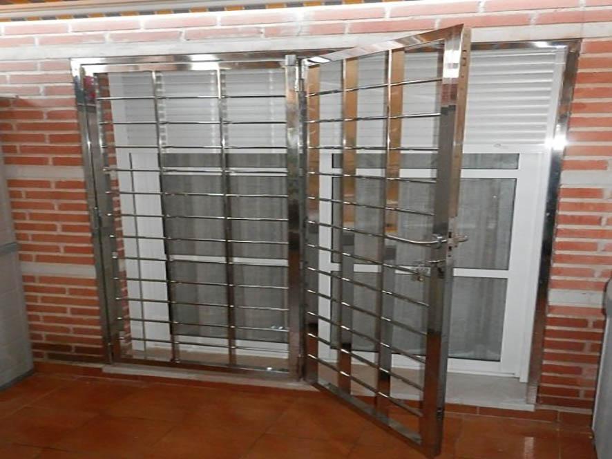 Mapema metalisteria trabajos realizados - Fotos de rejas ...